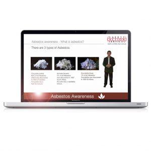 SAFETY ACTION Asbestos screen